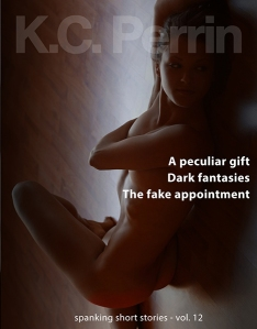 spanking short stories e-book cover