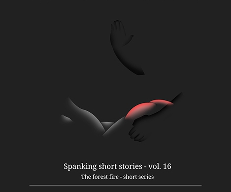 spanking short stories book cover
